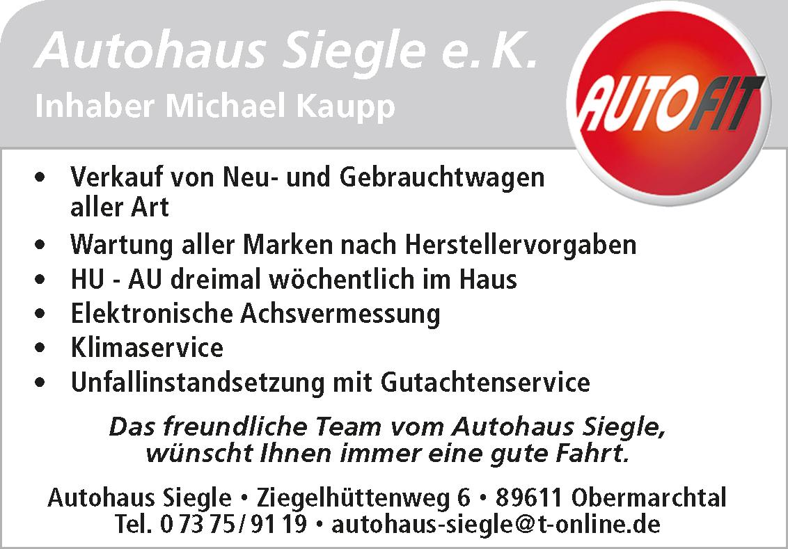 Autohaus Siegle