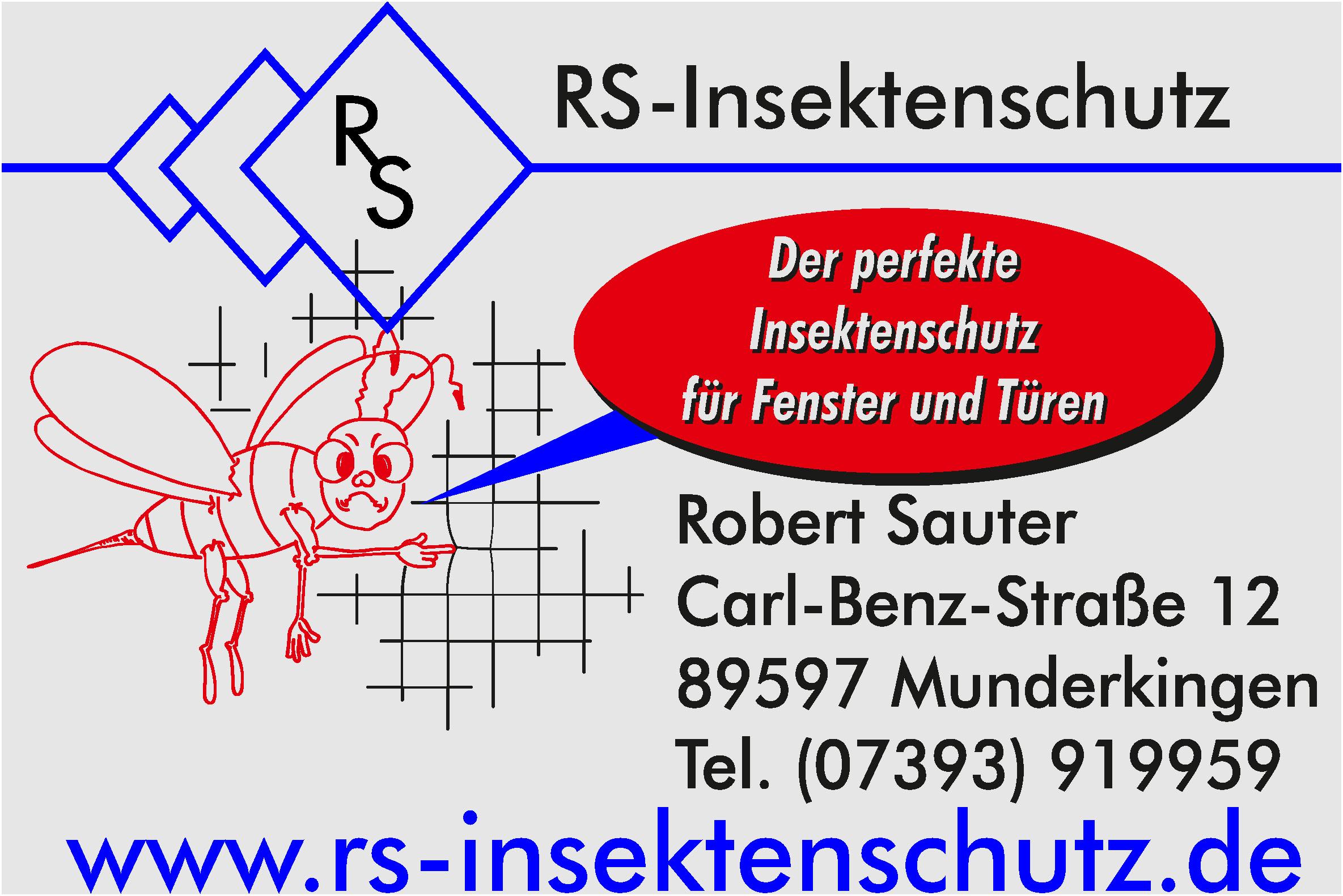 RS Insektenschutz